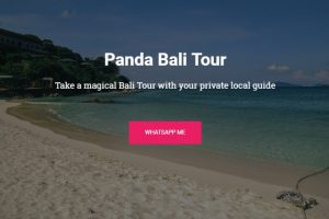 Jasa website travel tour murah ilmaweb